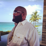 "Rick Ross In Anguilla Shooting Video For ""Diced Pineapples"""