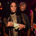 PHOTOS : LHHATL Stars Stevie J. and Joseline Spotted in Diamonds of Atlanta