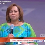 VIDEO :  Vanessa Long Explains Why She Came Back To Bishop Eddie Long