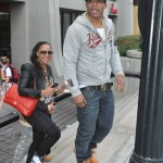 Video: Ashanti and Nelly Take Over Atlanta's V103 With Kenny Burns Talks Tour Bus Raid