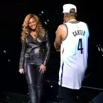 Video: Jay-Z Brings Beyonce Out At Final Barclay Show