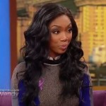 Brandy Rocks Stella McCartney On 'The Wendy Williams Show'