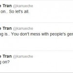 Karrueche Tran Speaks Out on Chris Brown and Rihanna