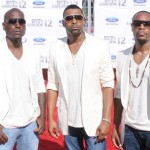 Tank, Tyrese and Ginuwine Sign With Atlantic Records