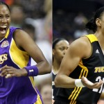 WNBA Star Chamique Holdsclaw Allegedly Fires Gun In Fight With Ex-Girl