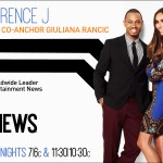 Terrence J Makes His Start Tonight On E! News