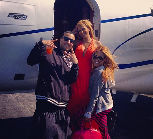 James Harden And Ashanti: Trina And French Montana Dating & Taking Trips Together