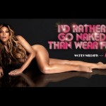 Wendy Williams Gets Naked For PETA