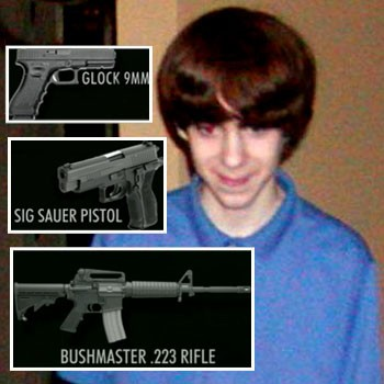 Sandy Hook Shooter, Adam Lanza, Learned To Shoot Guns From Mother
