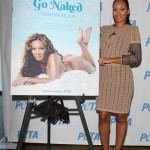 Video: Evelyn Lozada Goes Naked for PETA