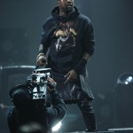 Video: Kanye West Performs At Hurricane Sandy Relief Concert