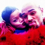 Rihanna & Chris Brown Love Throwback Photos
