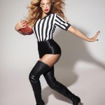 Beyonce's Newest Superbowl Ad & NFL Defends Her Non-Diva Ways