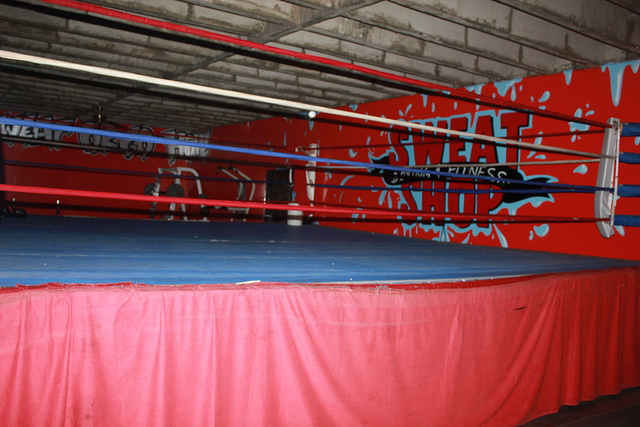boxingRink