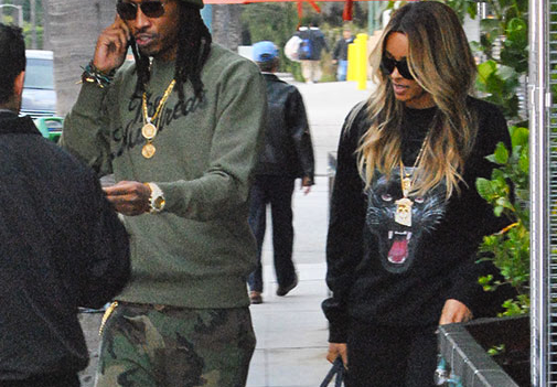 how is ciara and future dating