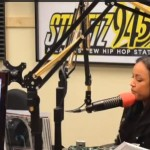Video: Karrueche Tran Gives First Radio Interview With DJ Holiday And Atlanta's Streetz 94.5