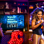Video: Kenya Moore Performs New Song 'Gone With The Wind Fabulous'