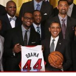 Video: Lebron James, Dwayne Wade & Miami Heat To The White House
