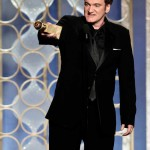 "Quentin Tarantino Drops ""N-Word"" Backstage At Golden Globes"