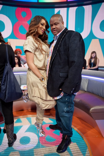 BET 106 & Park With Special Guest Tamar Braxton