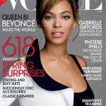 Sneak Peak: Beyonce Covers March 2013 'VOGUE'