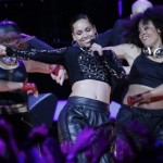Video: Alicia Keys Had No Keys During All Star Game Performance