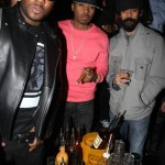 Photos: Hennessy V.S's LA Takeover Night Hyde with Nas