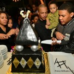 Photos: T.I. & Tiny Throw Birthday For Son Messiah's 13th Birthday