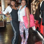 Keyshia Cole's Mom Frankie And Sister Elite Noel Visit Tees & Quotes