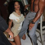 Joseline And Stevie J's Couple Photo Shoot