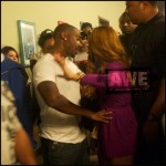 VIDEO : Ray J Caught Up In Backstage Fight, & Dating Teairra Mari