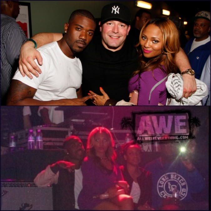 Who is ray j dating