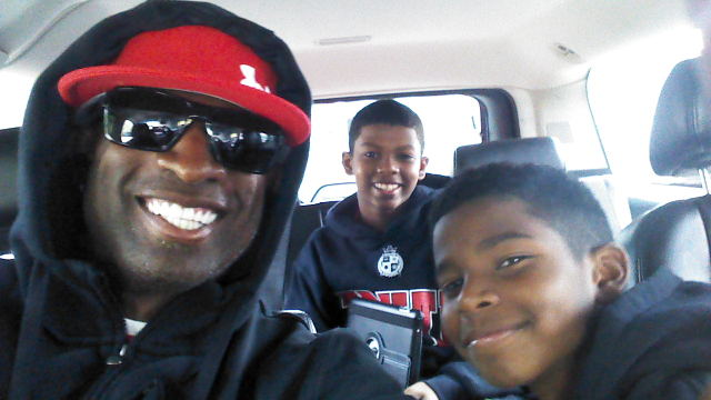 deion sanders kids names - photo #8