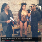 Joseline Drops Stevie J As Her Manager