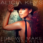 "New Video Release: Alicia Keys feat. Maxwell ""Fire We Make"""