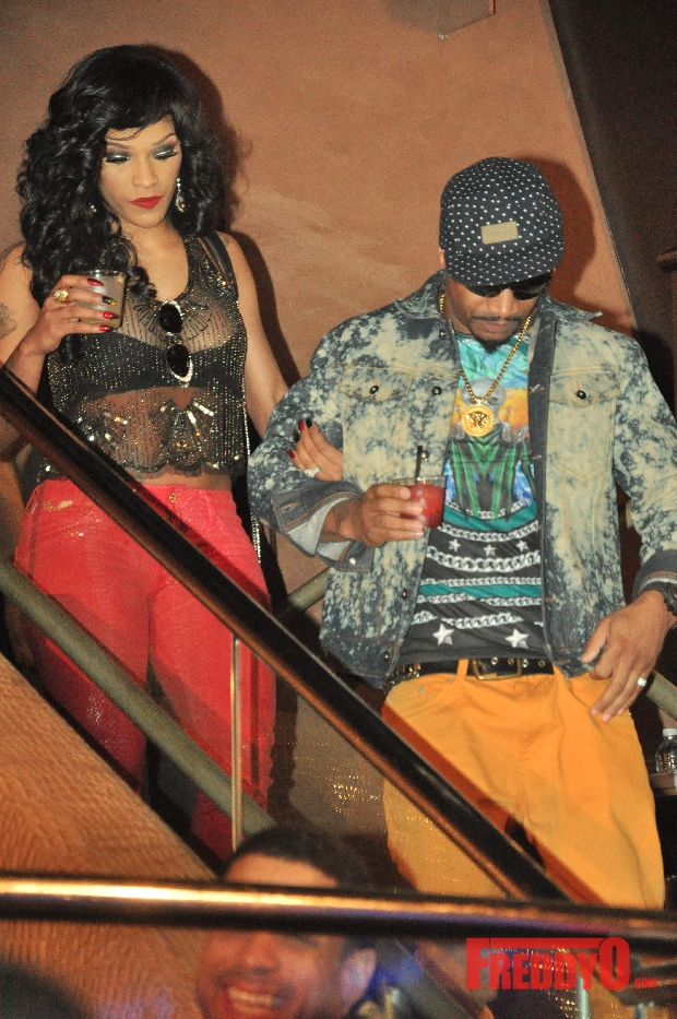 PHOTOS: Love &amp; Hip Hop Atlanta Stevie J and Joseline Hernandez
