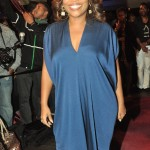 Boss Lady Mona Scott-Young made an appearance at the Love & Hip Hop Atlanta's premiere party at Ultra Cream Lounge.