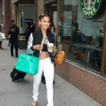 PHOTOS: Lala Anthony shows off figure in NYC and Confirms La La's Full Court Life Season 4