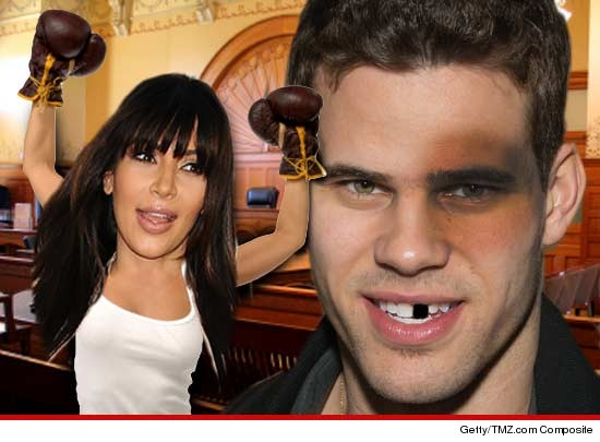 Kim Kardashian Legal Victory over Kris Humphries