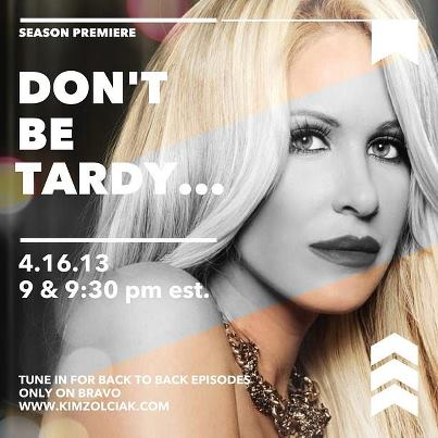 Kim Zolciak Biermann Don't Be Tardy