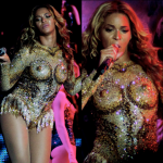 Beyonce's Swarovski Nipple Bodysuit took 600 Hours to MAKE!