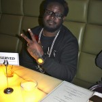 T-Pain Is Not Buying North West A Baby Gift Because of Kanye West