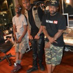 PHOTOS Jermaine Dupri & Bryan-Michael Cox Working With ABC TV Star Mishon