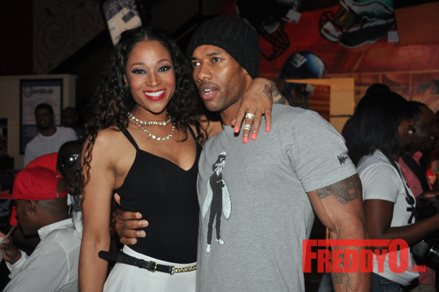 PHOTOS: Mimi Faust of #LHHATL SPOTTED with Ex-Boyfriend Nikko