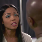 Kirk from LHHATL Hangs out with Bambi Adiziz of Basketball Wives LA