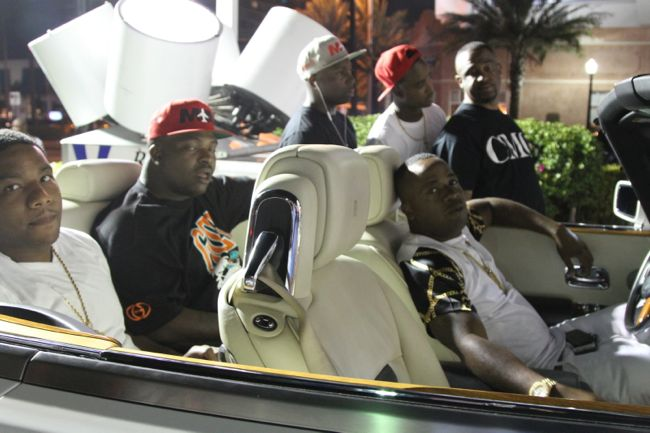 Yo Gotti-and-white-Bentley-memorial-day-weekend-freddy-o