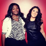 "Kree Harrison, Candice Glover Face Off In Final ""Idol"" Performance"