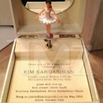 Oh Baby! Kim Kardashian and Kanye West Send Out Fabulous Baby Shower Invites