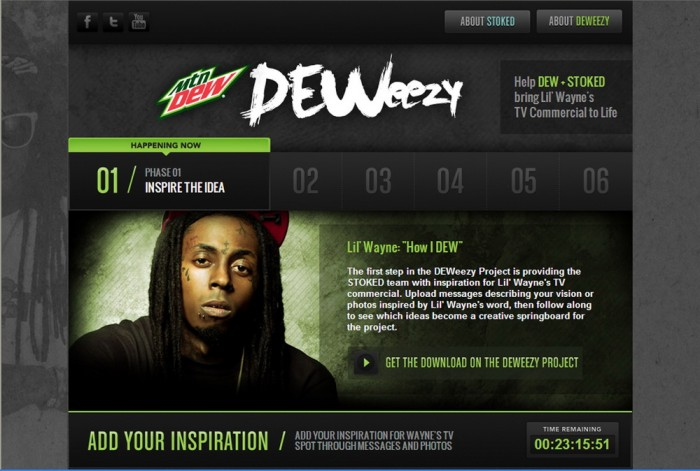 PEPSICO DEWEEZY SCREEN
