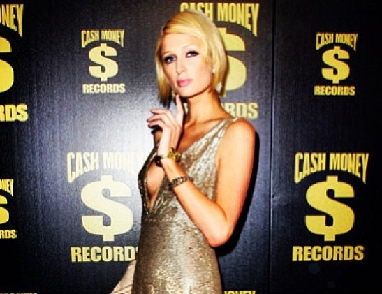 Paris Hilton Signs to Cash Money Records